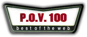 POV Magazine Top 100 sites of 1997!